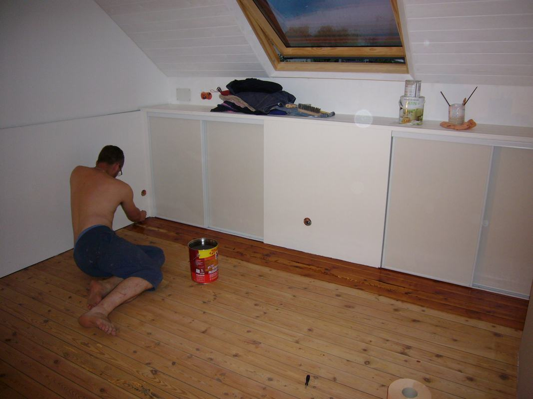 Img for Plancher pin blanc